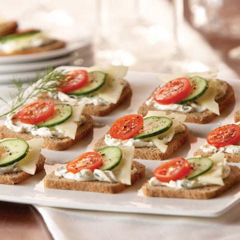 10 Best Cucumber Rye Bread Appetizer Recipes | Yummly