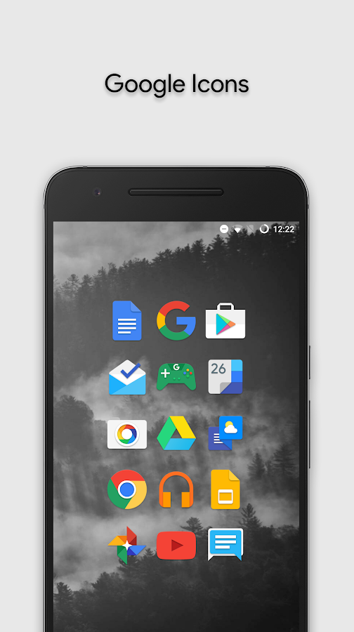 Zephyr - Icon Pack Screenshot 2