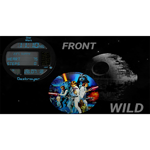 Star Wars Soundboard Smartwatch Face For PC