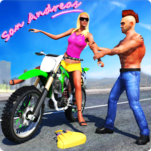 San Andreas Auto Thief Released on Android - PC / Windows & MAC