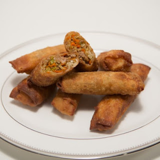 Not Your rEGGular Egg Rolls