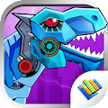 Dinosaur Robot Wars APK for Bluestacks