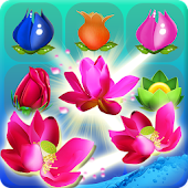 Game Flower Blast Soda Mania version 2015 APK