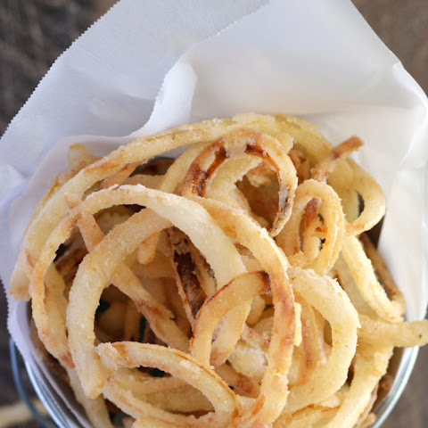 Fried Onion Straws