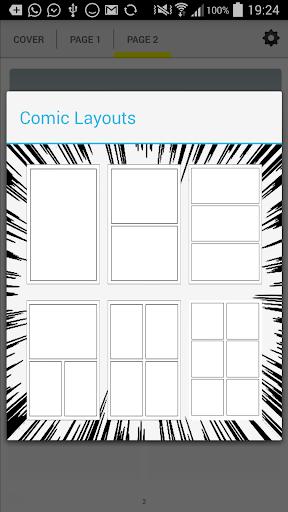 Comicize - screenshot