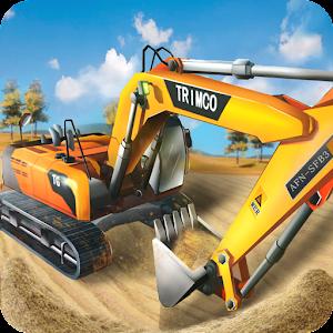 Cover art Hill Climb Excavator & Truck