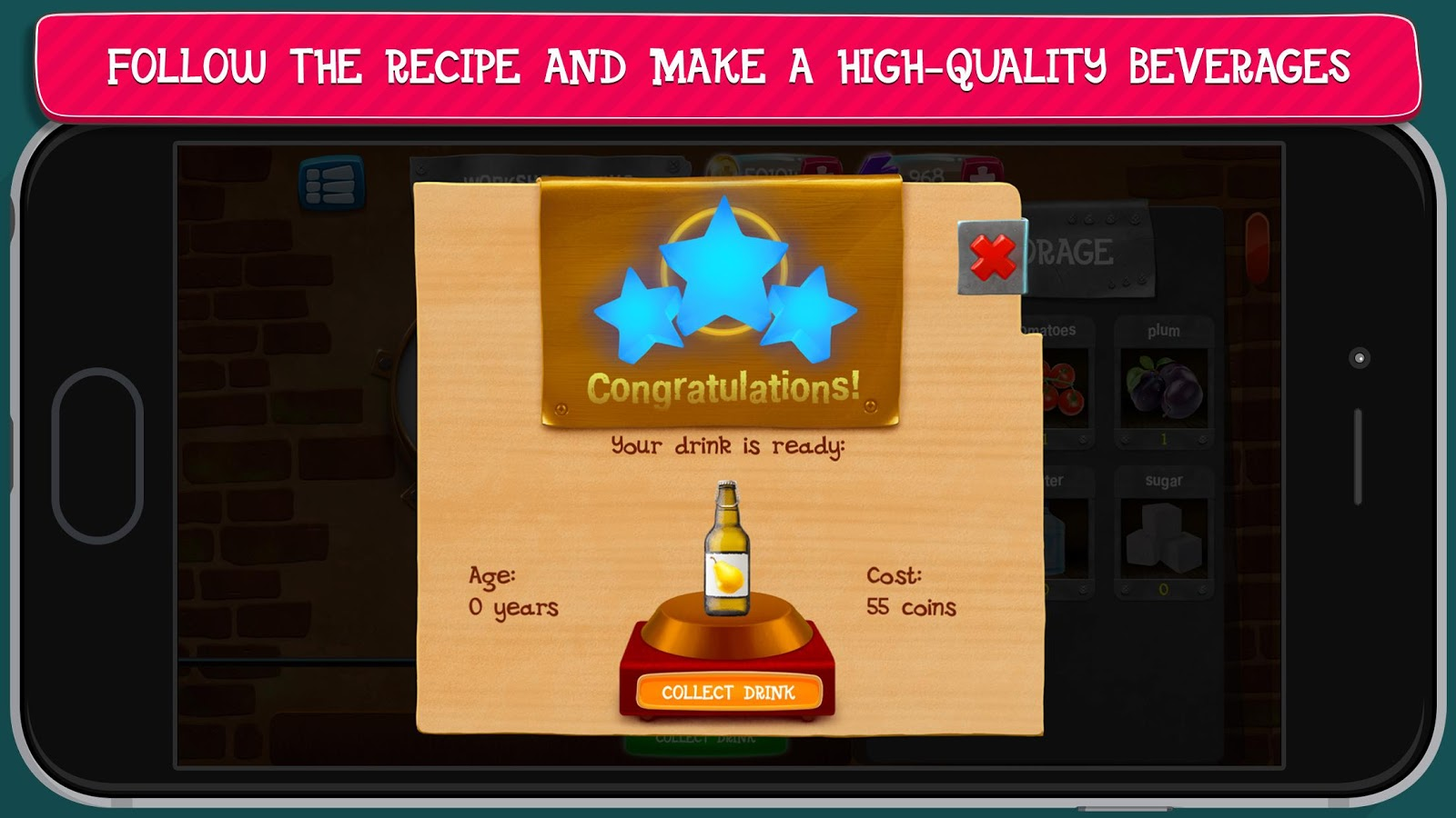 Alcohol Factory Simulator Screenshot 3