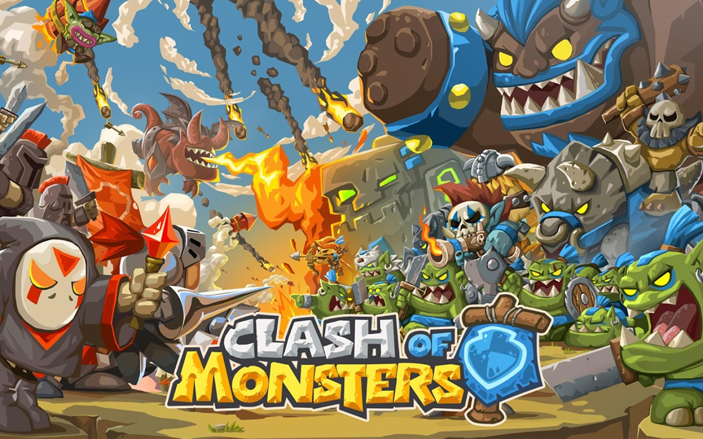 Clash of Monsters - CoM Screenshot 6