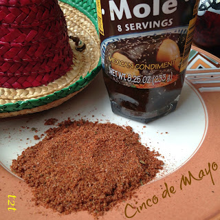 Spanish Rice and Mexican Seasoning Blend