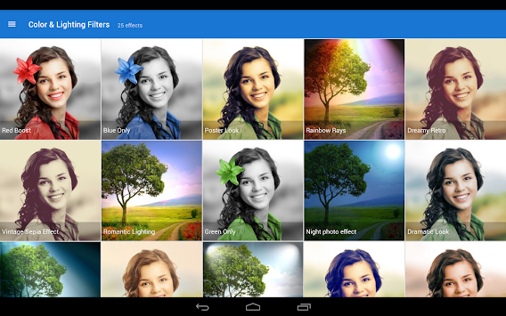 Photo Lab Фото редактор FX APK screenshot thumbnail 8