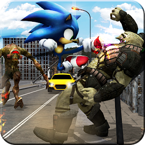 Sonic Superhero Fighter Online PC (Windows / MAC)