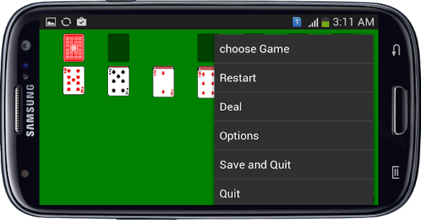 Classic Solitaire - screenshot