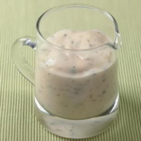 Creamy Herbed Dressing