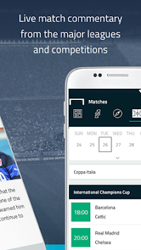 Goal.com APK screenshot thumbnail 4