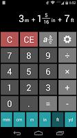 Screenshot of Measurement Calculator