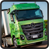 Download GBD Mercedes Truck Simulator APK for Android Kitkat