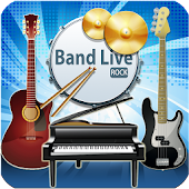 Download Band Live Rock APK on PC