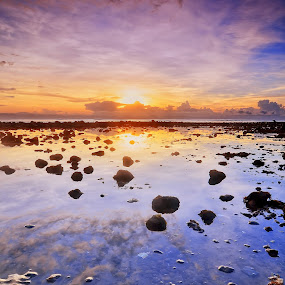 by Dede GreenHolic - Landscapes Sunsets & Sunrises ( water, seascapes, stones )