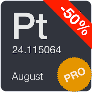 Periodic Table 2016 Pro APK Cracked Download