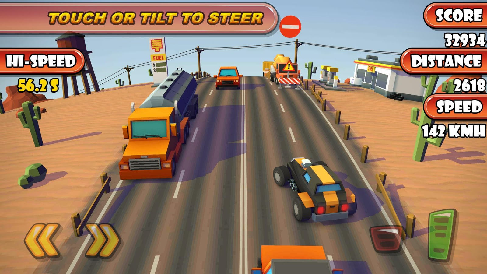 Highway Traffic Racer Planet Screenshot 7