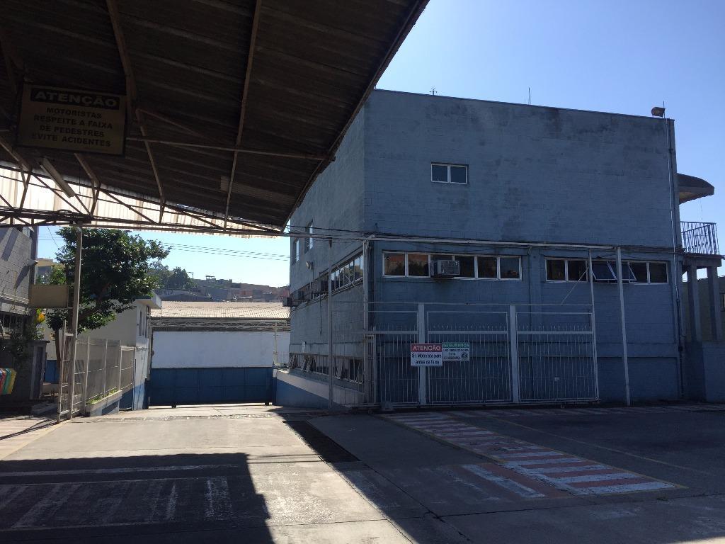 Barracão para Locação - Parque Savoy City