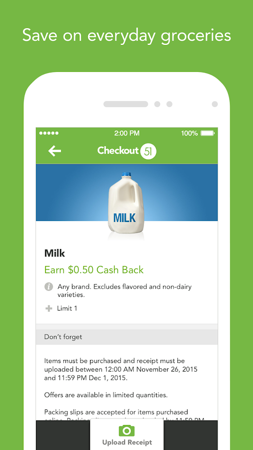 Checkout 51 - Grocery Coupons Screenshot 2