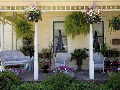 Porch Designs Ideas - screenshot