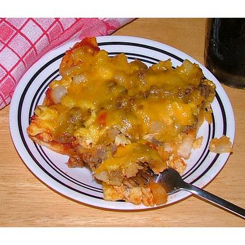 Hot Sausage Cheese Dip