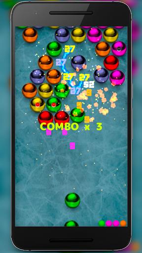 Magnetic balls bubble shoot screenshot 11