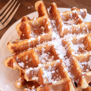 Healthy Oatmeal Waffles Recipes