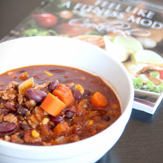 Super Lean Chili Recipe from Feel Like a Fitness Model