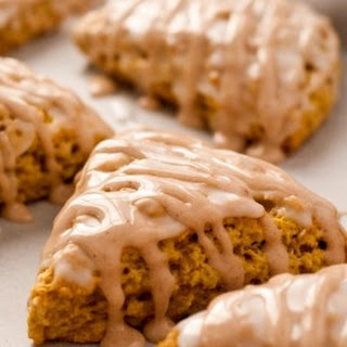 Sweet Pumpkin Scones