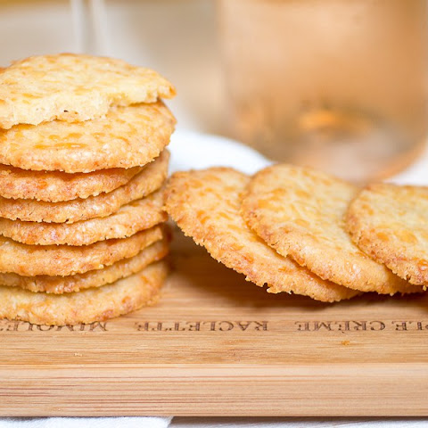 Comte Cheese Wafers