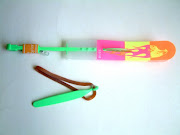 Рогатка - Пропеллер с подсветкой