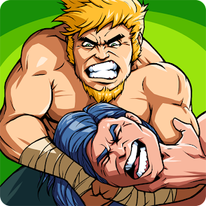 The Muscle Hustle: Slingshot Wrestling For PC (Windows & MAC)
