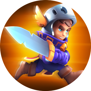 A fast-paced, one thumb, nonstop RPG adventure! APK Icon