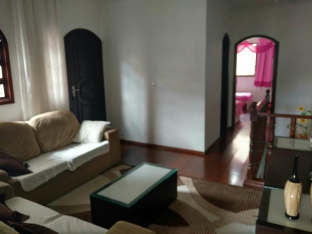 Casa residencial à venda, Condomínio Maracanã, Santo André.