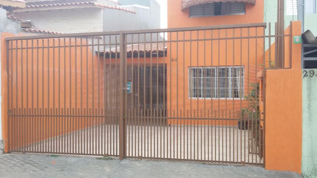 Sobrado residencial à venda, Parque Sonia, São Paulo.