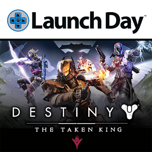 LaunchDay - Destiny