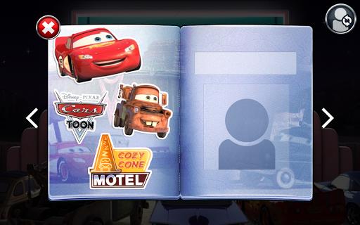 Cars Tooned-Up Tales - screenshot