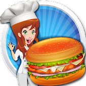 Game High School City Restaurant:Girls Cooking Games apk for kindle fire