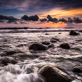 by Arek Embongan - Landscapes Sunsets & Sunrises