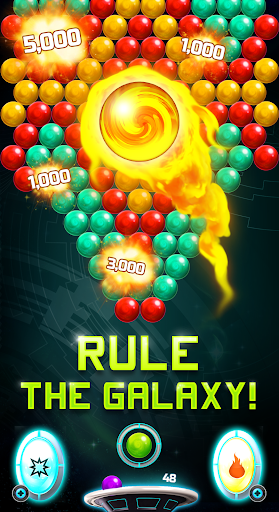 Galaxy Ruler Bubble For PC