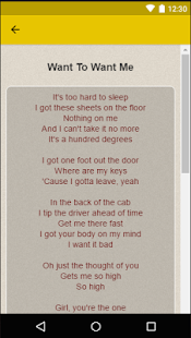Jason Derulo Great Lyrics - screenshot
