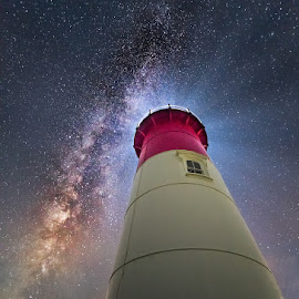 Galactic Lighthouse by Matt Reynolds - Buildings & Architecture Other Exteriors (  )