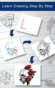 Download How to Draw 3D Tattoos APK on PC