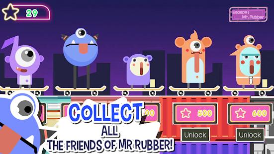 Escape! Mr. Rubber