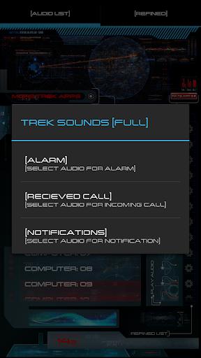 ✦ TREK ✦ Sounds [Pro] - screenshot