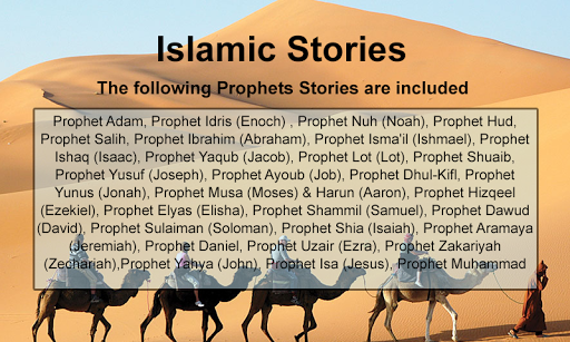 Islamic Stories screenshot 8