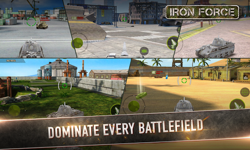 Iron Force screenshot 4